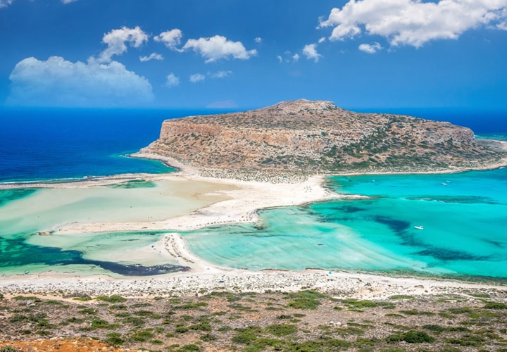 Gramvousa and Balos